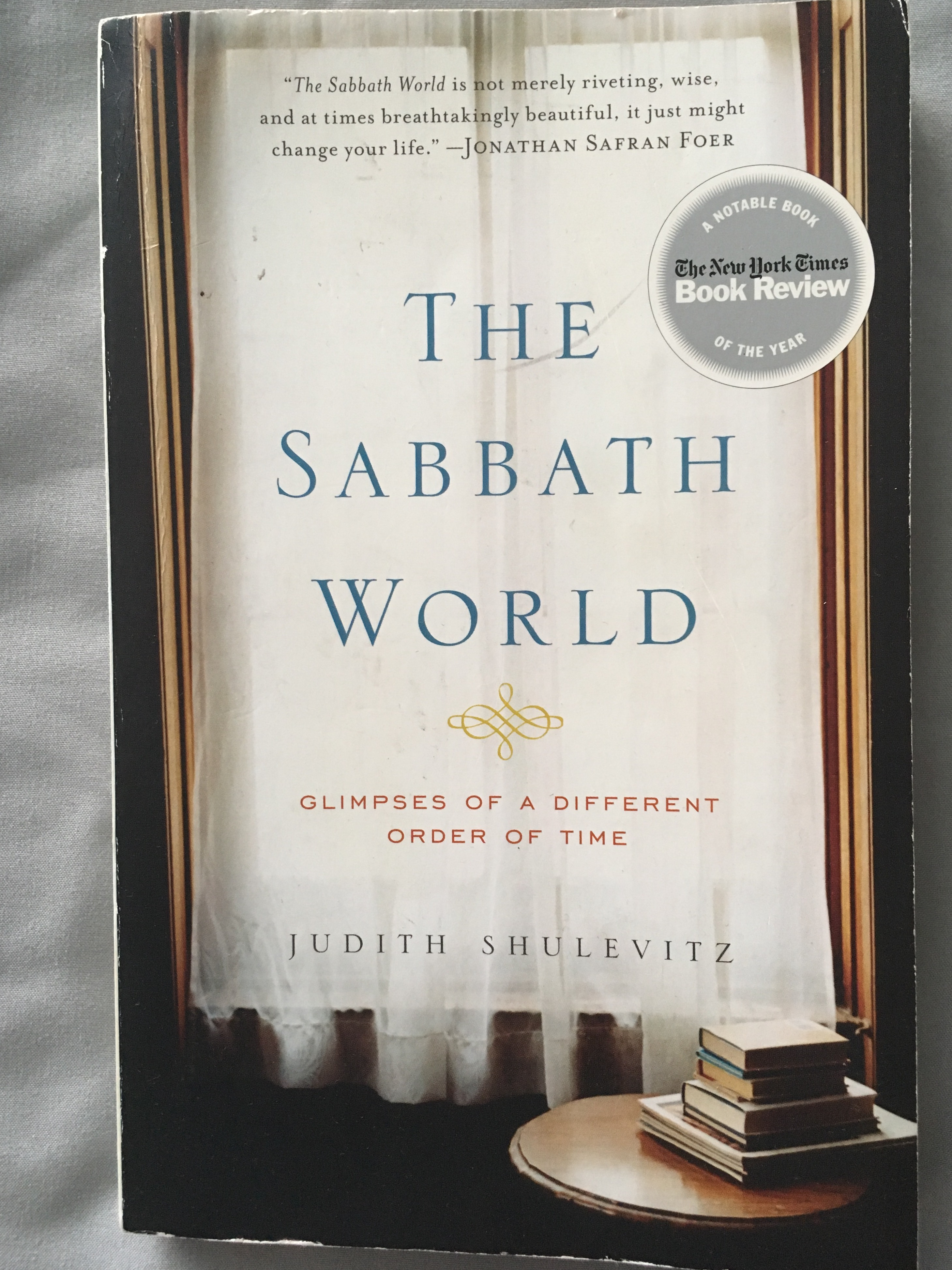 Sabath world-close up
