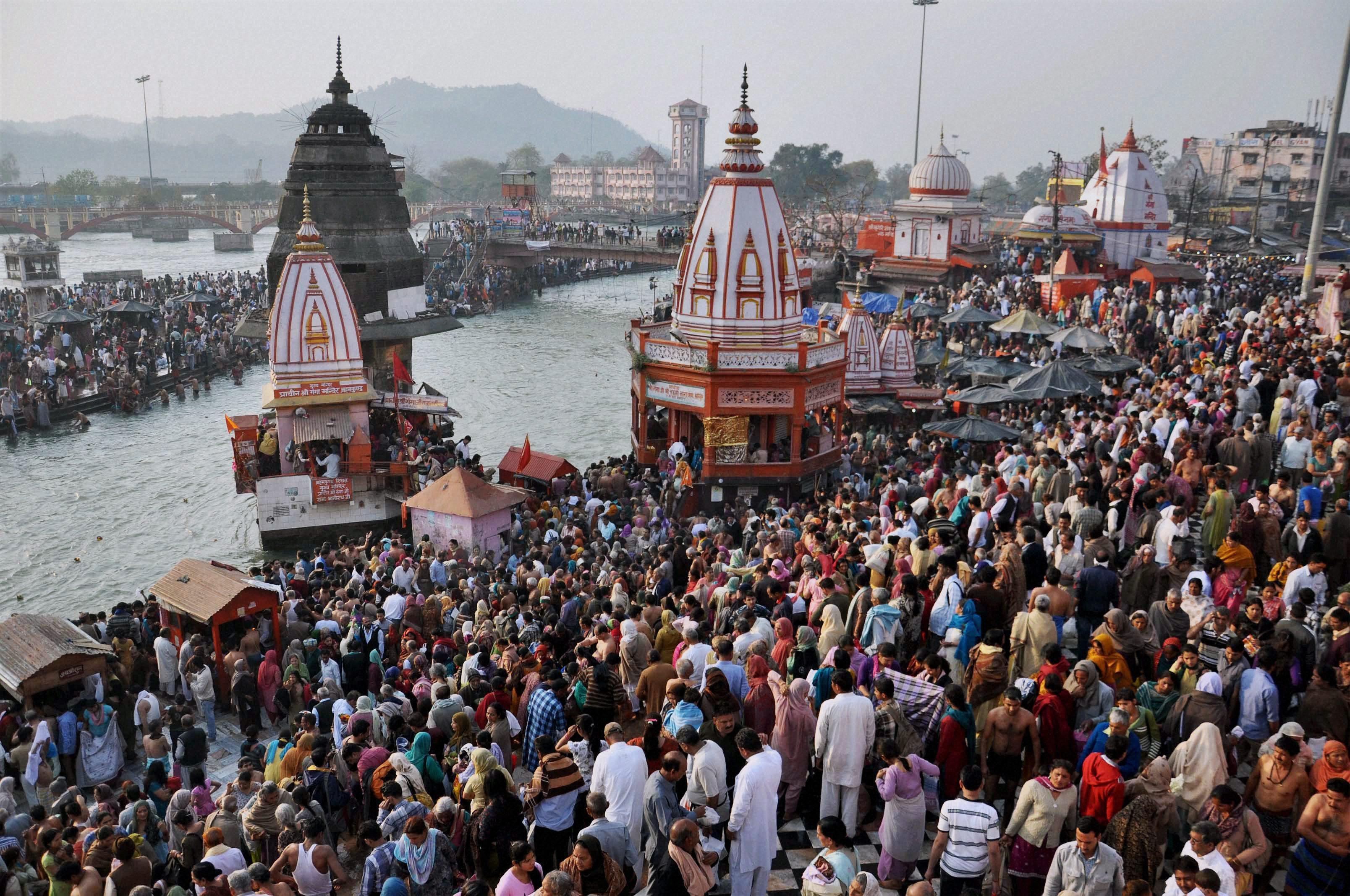 Maha Shivratri in Haridwar