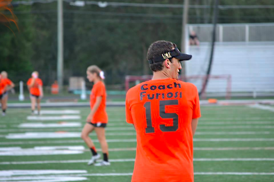Powderpuff Coaching '15