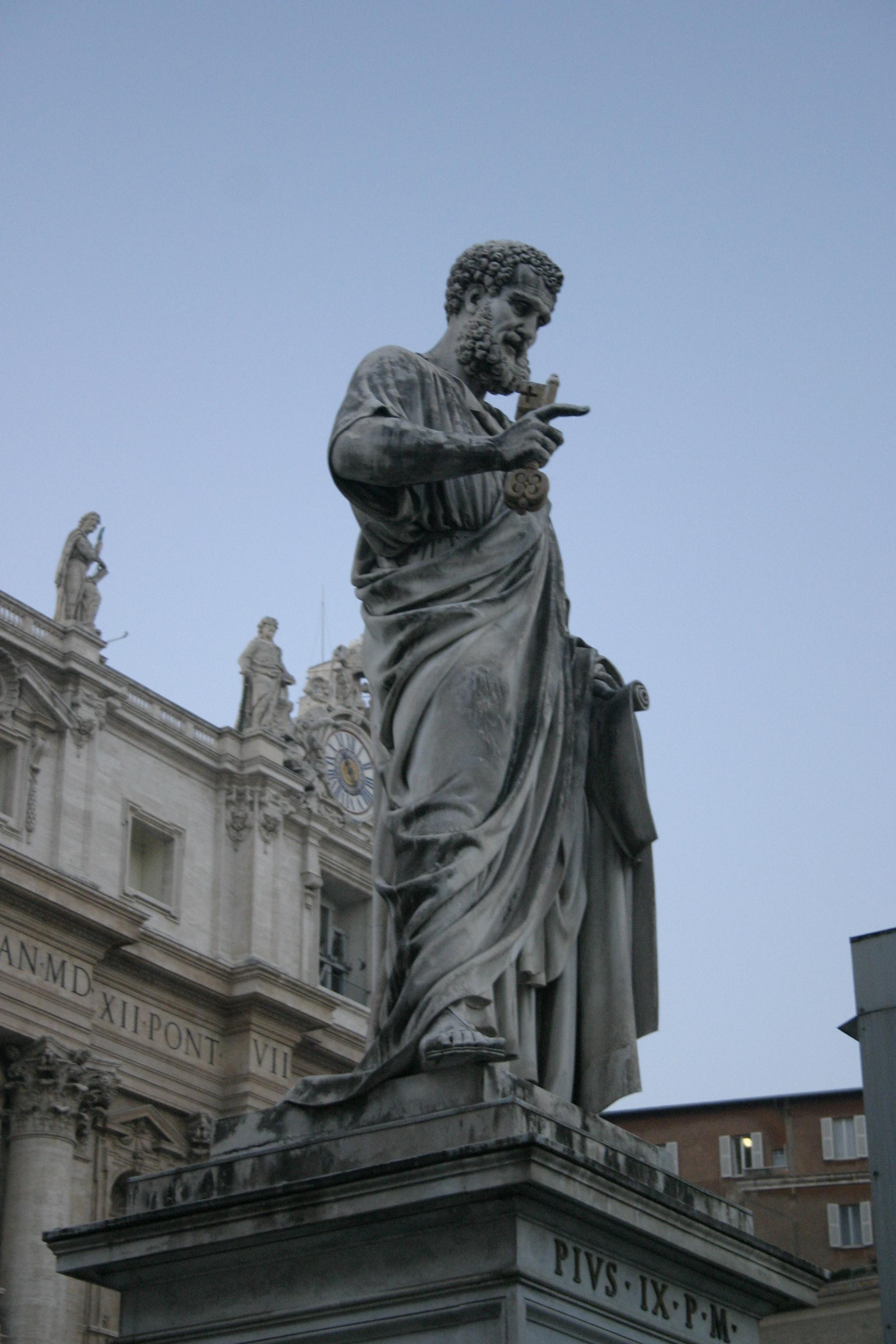 Vatican st peter