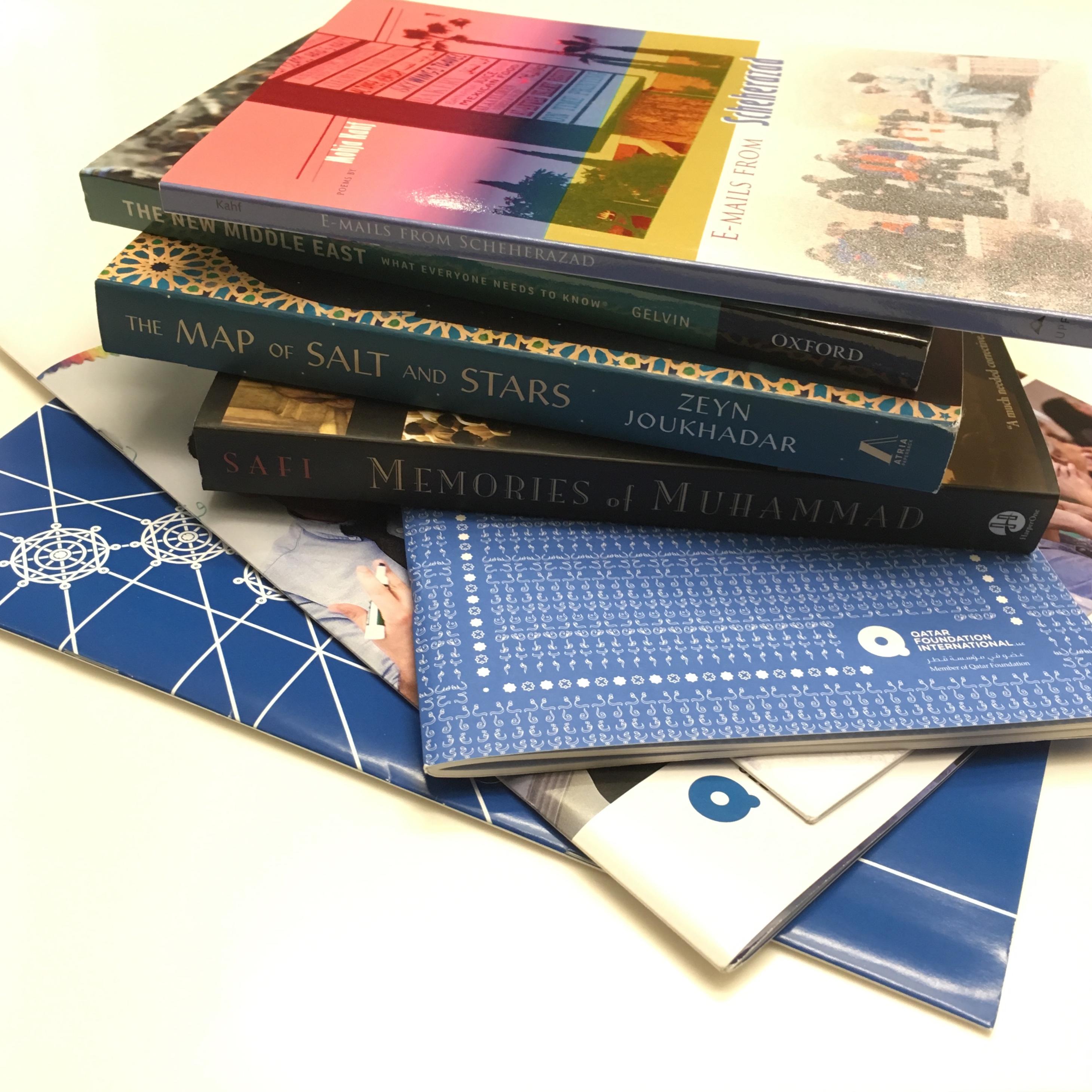 QFI books