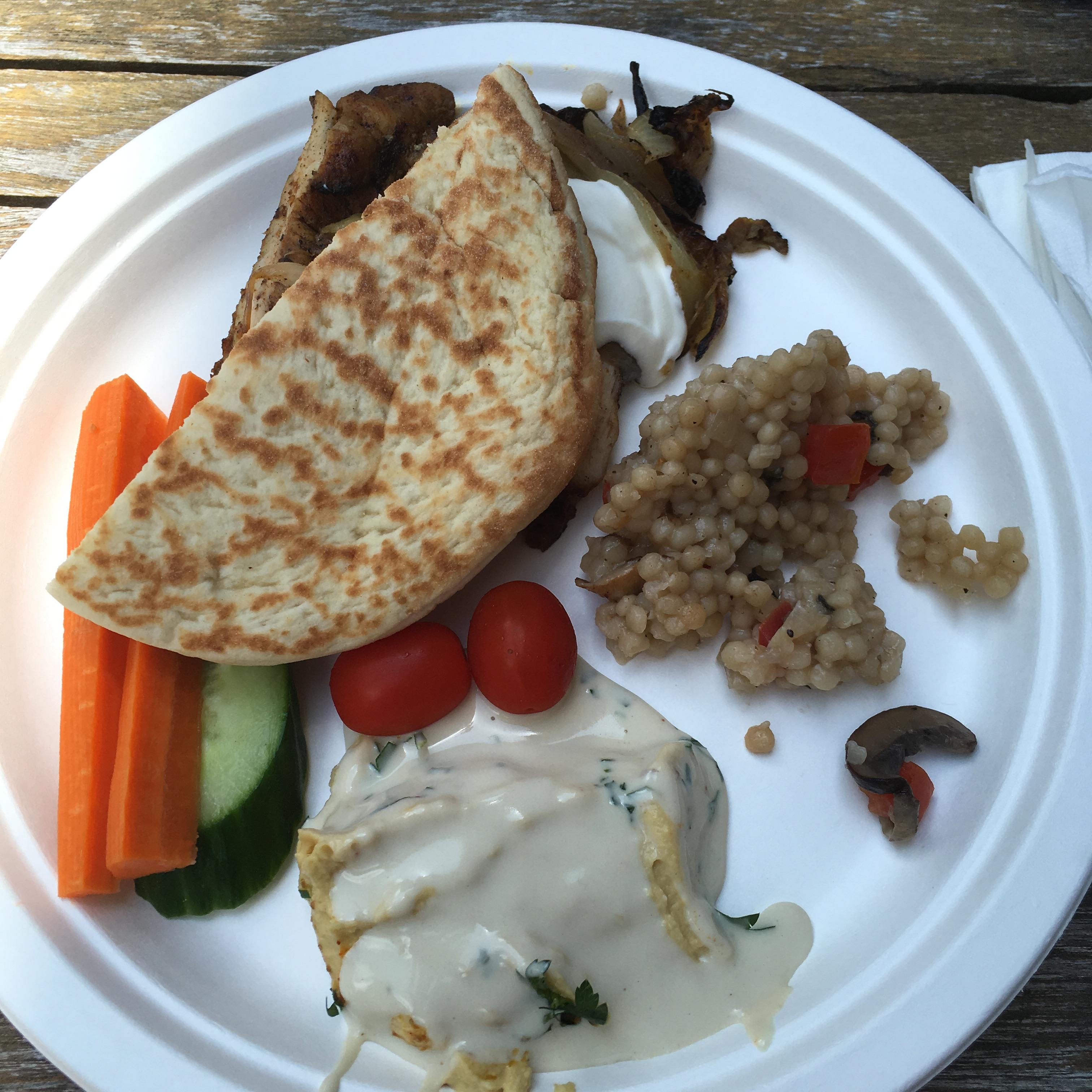 QFI lunch